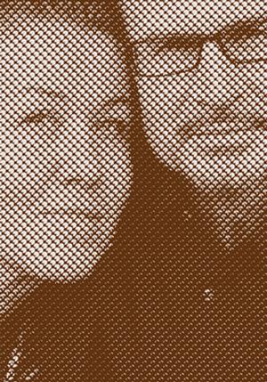 Beispielhafter Rasterverlauf Paarporträt