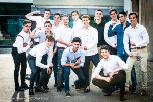 Abiturfeuer Georgii Gymnasium 2017