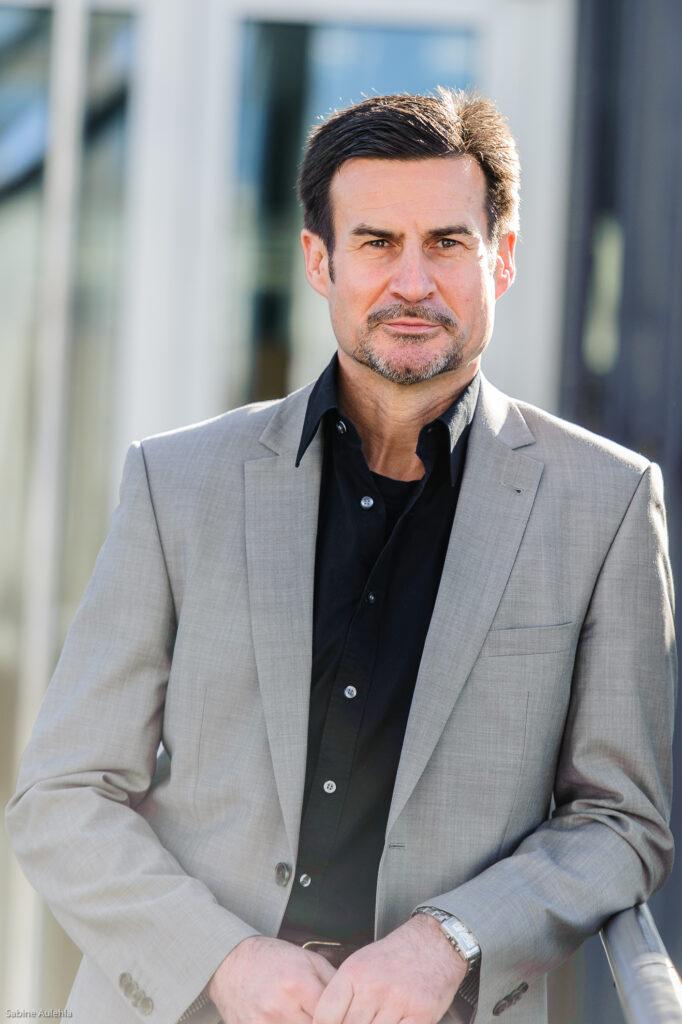 DFTA Technologiezentrum, wissenschaftlicher Leiter Professor Dr. Martin Dreher